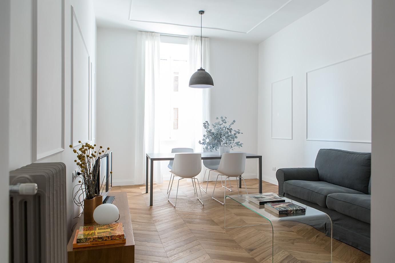 Soglia Marmo Porta Ingresso ristrutturare casa: tenere o rivestire il pavimento