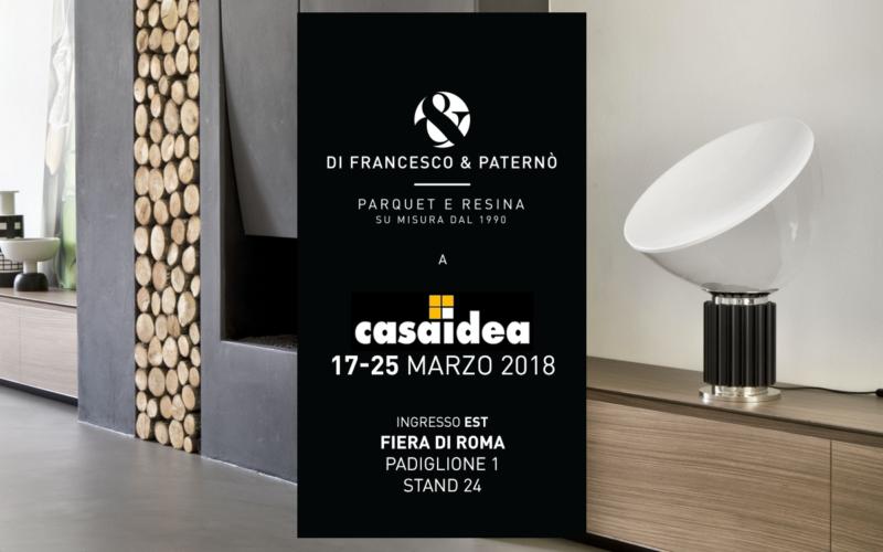 Di Francesco & Paternò a Casaidea